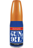 Gun Oil H2o Water Based Lubricant 4oz