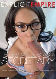 I Blew My Job As A Secretary